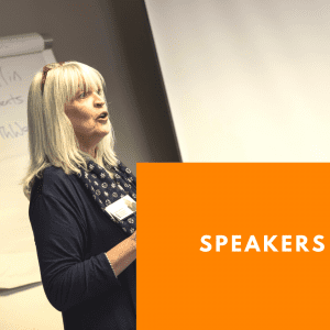 Hashtag Events - Be a Speaker